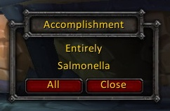 wow addon Accomplishment