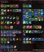 wow addon AdiBags – By Expansion