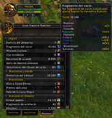 wow addon Alter Currencies