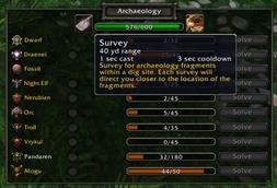 ArchIndiana – Archaeology Addon