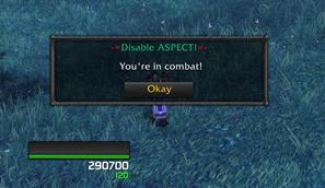 Aspect Off