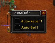 wow addon AutoDude