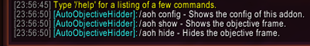 AutoObjectiveHidder