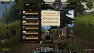 wow addon Azeroth Adventure Album