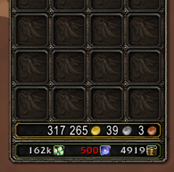 wow addon Backpack Currencies Enhanced