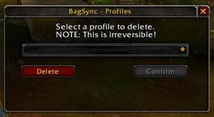 BagSync