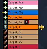 wow addon BattlegroundTargets