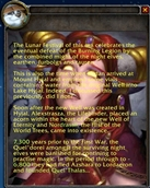 Best Quest Lore