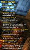 wow addon Better Quest Frame (BQF)
