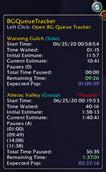 BG Queue Tracker