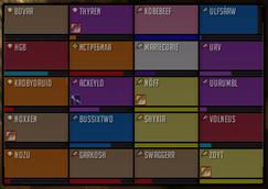Blizzard Hidden Realm names