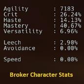 wow addon Broker CharacterStats