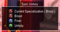 Broker: LootSpec