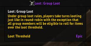 Broker Party Loot