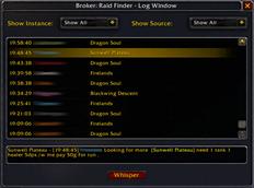 Broker: Raid Finder