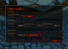 wow addon Candy