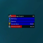 Capping Battleground Timers