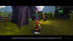 wow addon CatchTheWind