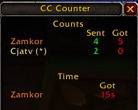 CC Counter