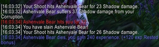 wow addon Chat Timestamps