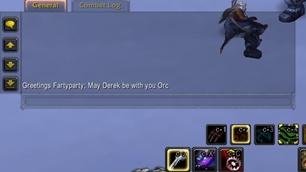 Chat With \'Derek\'