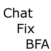 ChatFixBFA