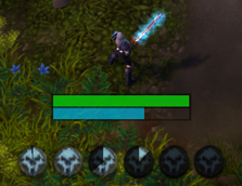 wow addon Class Nameplate Scale