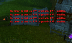 wow addon Classic PVP Flagging