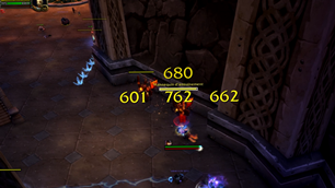 wow addon ClassicNumbers