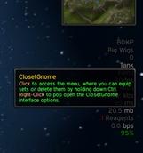 ClosetGnome