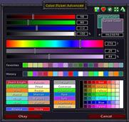wow addon Color Picker Advanced