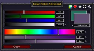 Color Picker Advanced