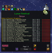 wow addon Daily Global Check_Lunar Festival