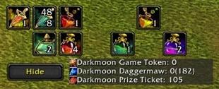 Darkmoon Elixirs