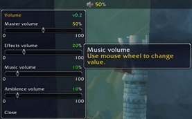 wow addon Data Broker Volume Control