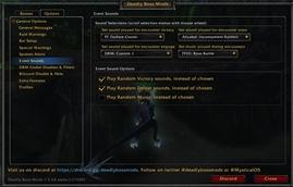 wow addon Deadly Boss Mods (DBM) – Event Pack