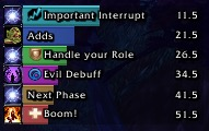 Deadly Boss Mods (DBM)