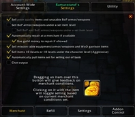 wow addon Def\'s Toolbox