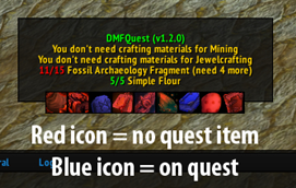 DMF Quest