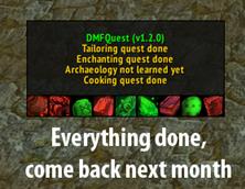 DMF Quest