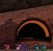 wow addon DPS Tacho