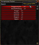 wow addon Dungeoneer Tracker
