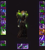 wow addon Durability And ItemLevel