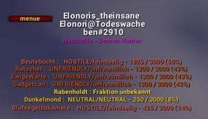 wow addon !Elonoris_theinsane