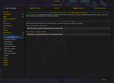 wow addon ElvUI CustomTweaks