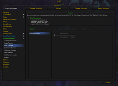 ElvUI CustomTweaks