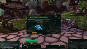 WoW ElvUI Fog of War Updated addon bfa/classic 2019