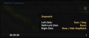 Elvui Stopwatch Datatext