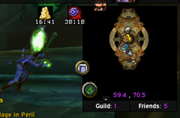 wow addon ElvUI_SecondsToBuff