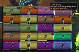 Enhanced Raid Frame: Indicators